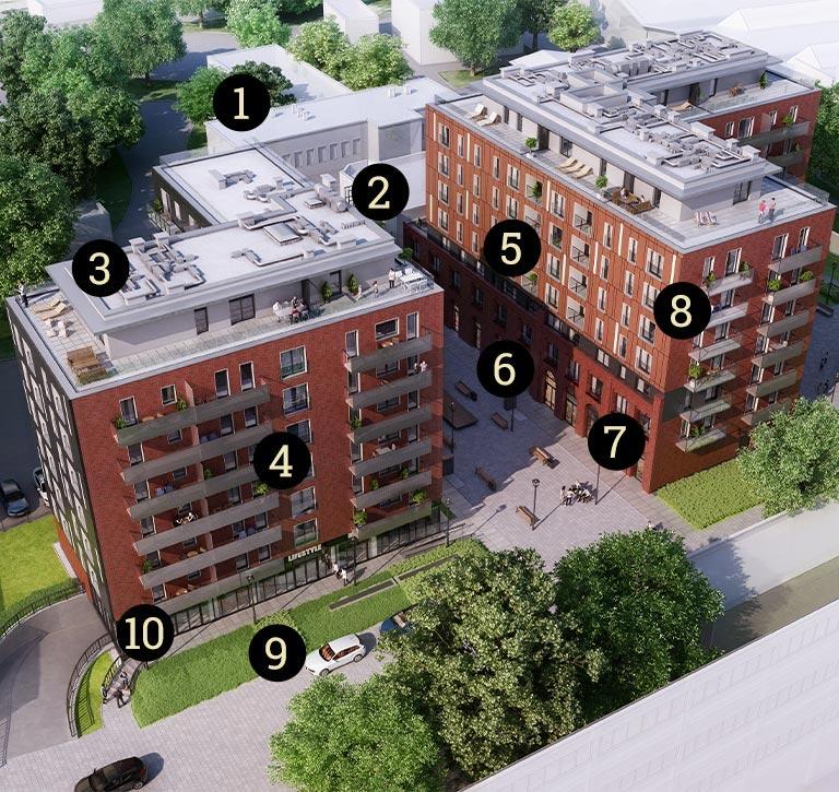 Apartamenty Halo - Standard