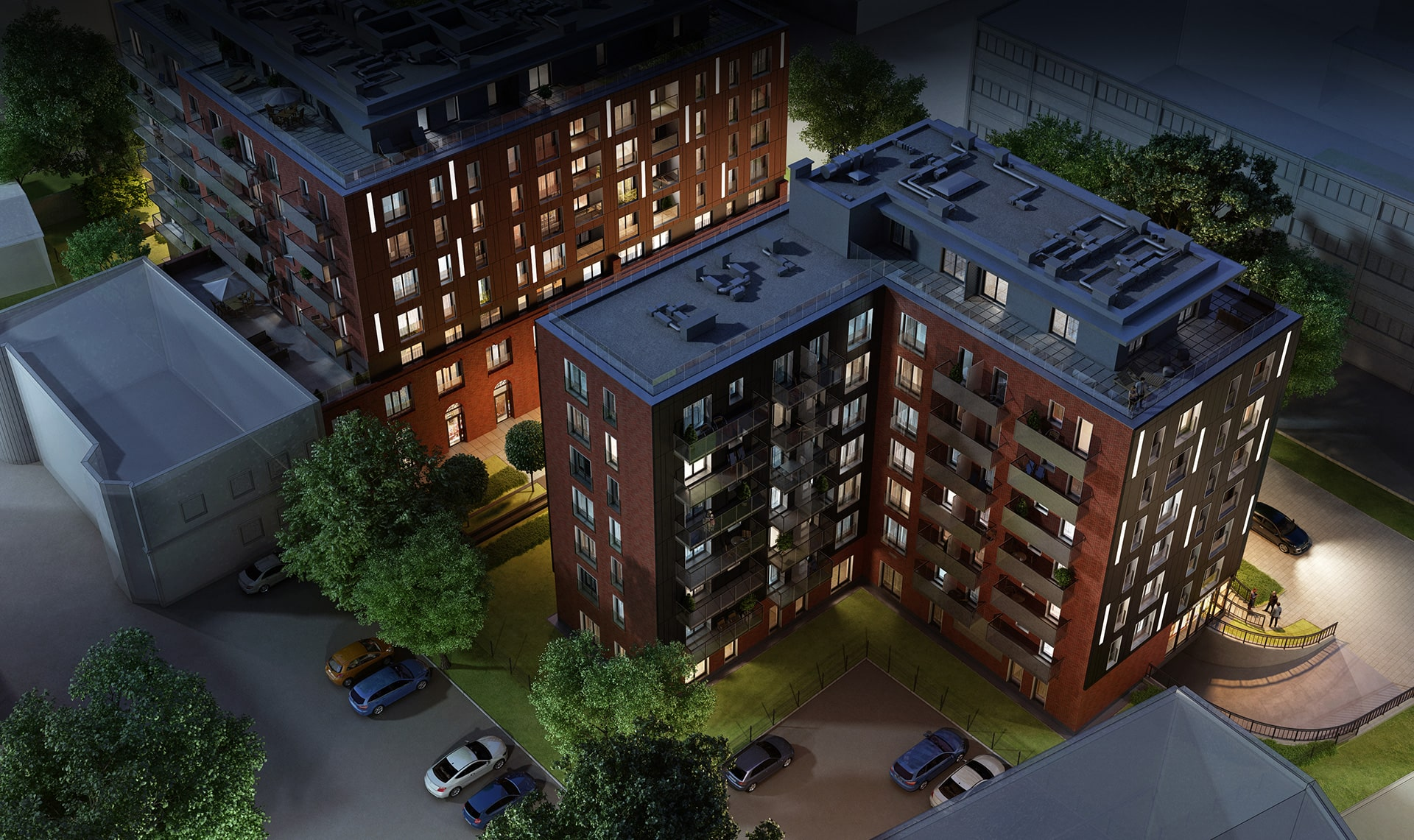 Apartamenty Halo