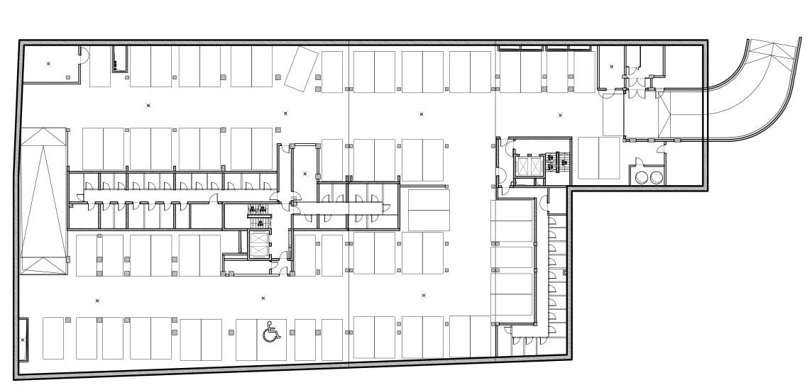 Apartamenty Halo - Poziom -1