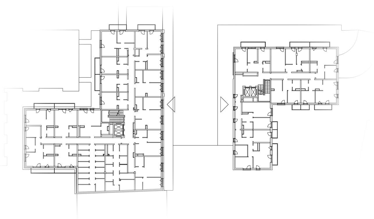 Apartamenty Halo - Piętro 1
