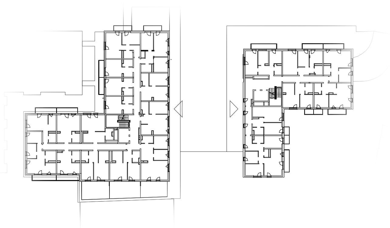 Apartamenty Halo - Piętro 2