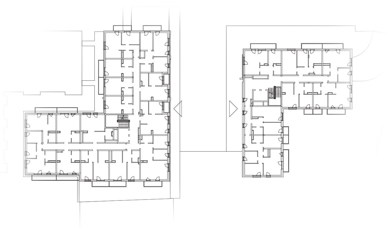 Apartamenty Halo - Piętro 3